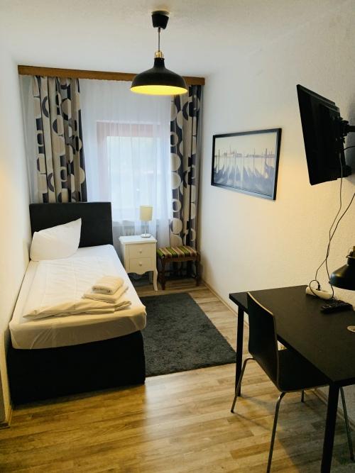 Einzelzimmer-Eigenes Badezimmer - Basistarif