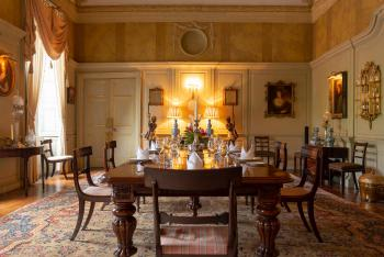The Dining Hall - Dining Table - Shirwell Park
