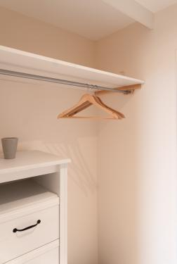 Storage and clothes rails