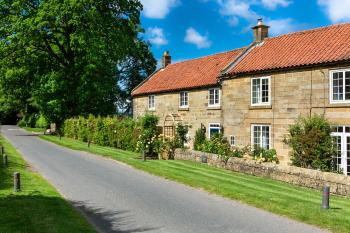 Woodlands Farm - Woodlands Farm set in the secluded hamlet of Thimbleby