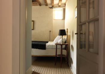 Suite Jeanne d'Arc - deux lits dont un en 140