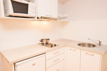 Cocina Estudio de 2 Plazas