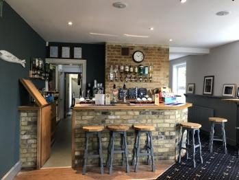 The Three Pickerels Bar