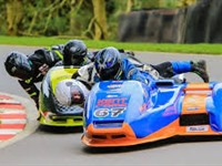Sat 08 - Sun 09 Aug : BMCRC Championships featuring British Sidecars