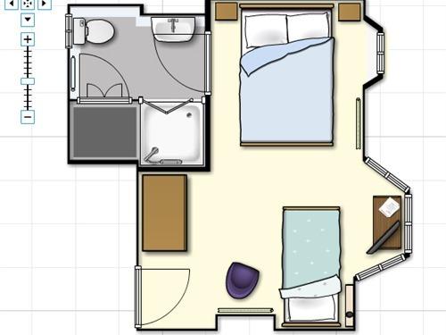 Room Plan - Bedroom 2