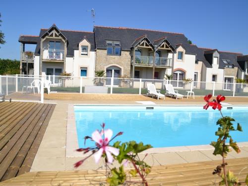appart'hotel vue piscine