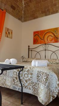 Matrimoniale-Superiore-Bagno in camera con doccia-Vista città-Terrazza - Tariffa base