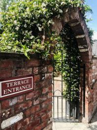 Terrance Entrance