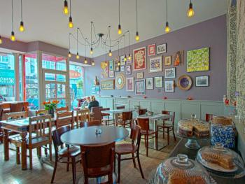 Monties Guest House - Cafe/Bar