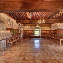 Salle de Dames (1er étage)