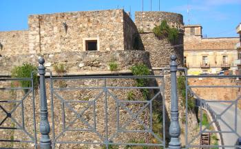 Stadtmauer Tropea © Ferienwohnung Casa Belle Vacanze