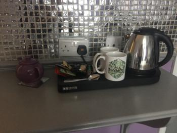 Tea & coffee facilities
