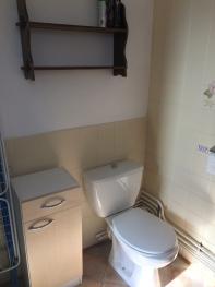 toilette salle d'eau