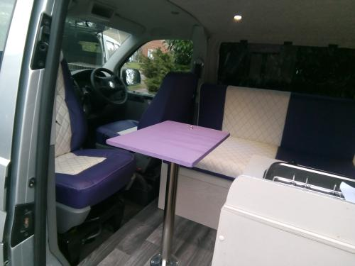 Motor Home-Vanity unit-VW T5 Campervan  - Base Rate