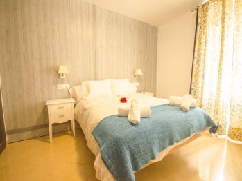 Bungalow Sergio - Dormitorio