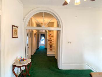 Interior Hall