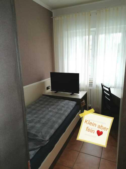 Einzelzimmer-Economy-Ensuite-Strassenblick
