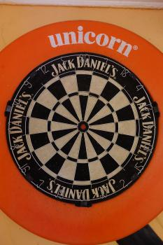 Play darts in Blackpool at the hotel