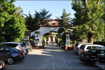Parking privé de la Villa du Parc (fermé la nuit)