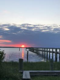 Chincoteague beautiful sunsets