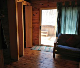 Dusty's Cabin Interior