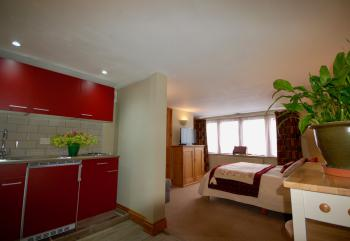 The Snug, Double Room, Ensuite with Kitchenette