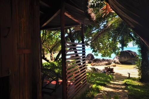 Villa-Confort-Salle de bain et douche-Vue mer-Confort 3