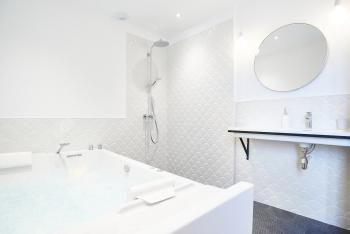 Suite 1634_ Salle de bain et spa