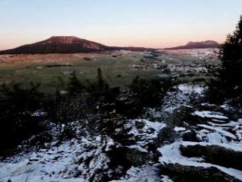 Randonnée Mont Alambre