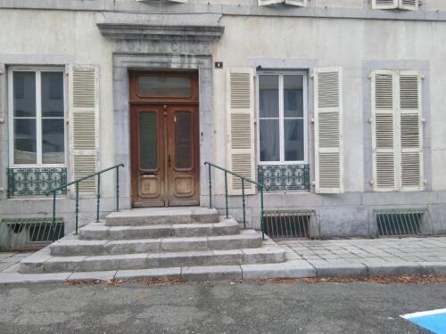 entrée résidence bonnecaze