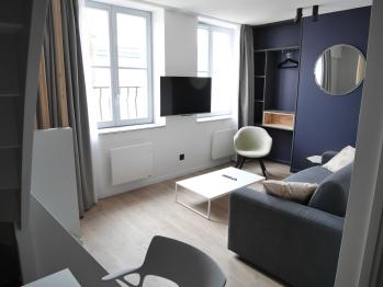 Salon appartement Le Nouveau Siècle