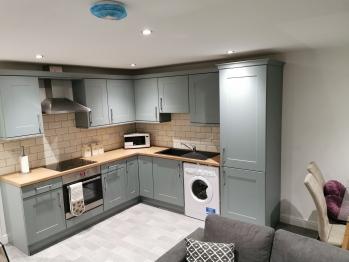 Jesmond Suite - Kitchen