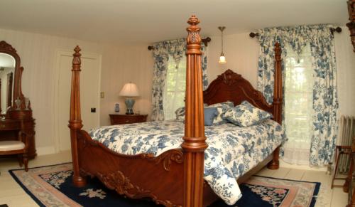 Double room-Ensuite-Queen-Garden View-Ansonia