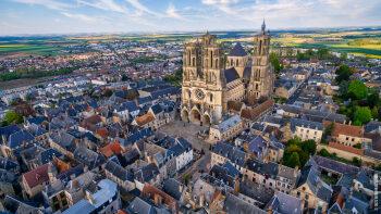 La cathédrale gothique de Laon, une visite à ne pas manquer - La Grange - Bruyères-et-montberault
