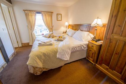 Classic Double En suite Pet-friendly (Room 3)