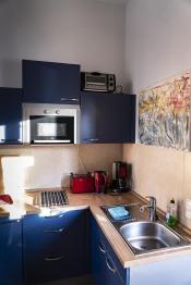 Studio-Apartment-Eigenes Badezimmer-5 - Standardpreis