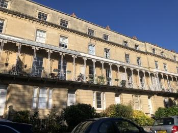 2 bedroom flat in beautiful Clifton -