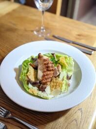 Classic Chicken Caeser Salad