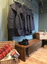Boot Room at Nithbank