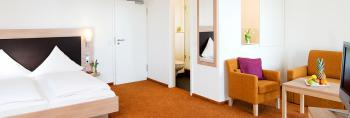 Doppelzimmer-Deluxe-Eigenes Badezimmer-Balkon-Loggia - MyWeb
