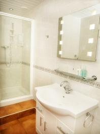 All rooms are ensuite with shower facilities
