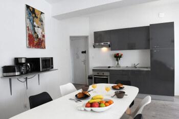 Appartement 2éme étage centre ville de Dieppe -