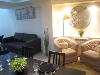 Appartement-Famille-Salle de bain et douche-Terrasse-Duplex  - Moins de 3 nuits