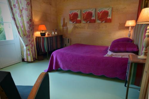 Double-Classique-Salle de bain-Vue sur Parc-Chambre Aux Tulipes