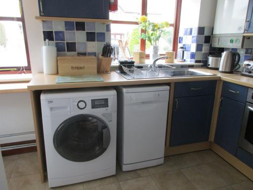 Washer/Dryer and Dishwasher