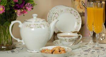 Tea Time at the Estate