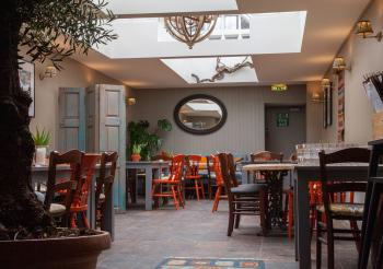 The Kings Arms Coaching Inn - Orangery Dining Room
