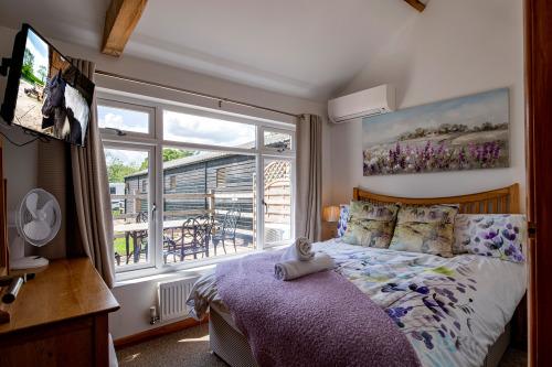 Claire's Corner Bedroom