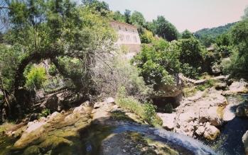 Le moulin Camoula -