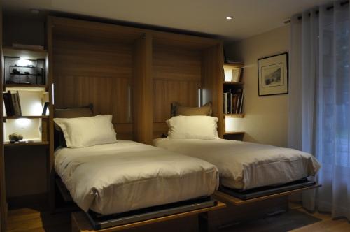 Appartement-4 étoiles Atout France - tarif 1 nuit  petit déjeuner inclus